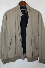 #5 FACONNABLE Cotton Blend Blouson Jacket Size M MSRP $325