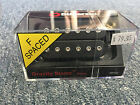 DImarzio DP253 Gravity Storm Humbucker Bridge Pickup Black F Spacing Brand New