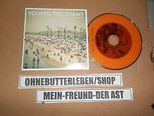 CD Metal Young The Giant - Cough Syrup (2 Song) Promo ROADRUNNER
