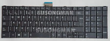 New UK Keyboard For Toshiba Satellite C55-A C55D-A C55DT-A C55T-A Laptop Black