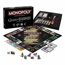 USAopoly * Game of Thrones Monopoly * Collectors Edition Board Game GOT Westeros