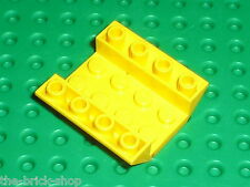 LEGO Yellow slope brick ref 4854 / Set 7900 6481 6597 10159 6600 7994 6456 6545