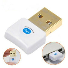 Hot USB Bluetooth V4.0 Class2 Dual Mode EDR Wireless Adapter Dongle Gold Plated