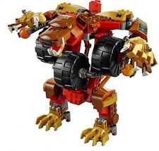 Lego Legends of Chima 70225 Bladvic's Rumble Bear Split
