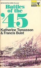 Battles of the '45 by Katherine Tomasson & Francis Buist