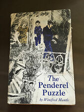 """1966 1ST EDITION """"THE PENDEREL PUZZLE"""" WINIFRED MANTLE HARDBACK BOOK"""