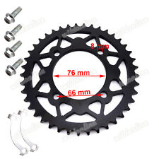 Rear Sprocket 428 76mm 41T For CRF XR 50 KLX110 SDG SSR Coolster Dirt Bike