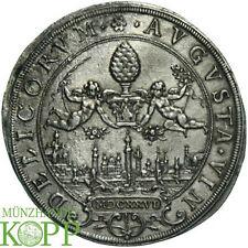 G452) Augsburg Taler 1626  Stadtansicht / mit Titel Ferdinands II.