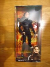 NEW Barbie Katniss Doll The Hunger Games Mockingjay Part 2 Collector Black Label