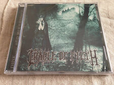 CRADLE OF FILTH - Dusk And Her Embrace CD BRAND NEW & SEALED!