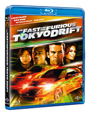 THE FAST AND THE FURIOUS - TOKYO DRIFT  BLU RAY