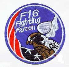 Aufnäher F-16  Flying Falcon US Army Patch Luftwaffe Air Force