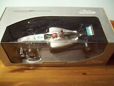 1/18 MERCEDES 2010 W01 MICHAEL SCHUMACHER