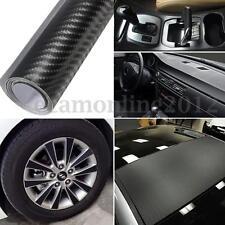 Vinilo Fibra Carbono 4D Carbon Fiber Vinyl 152 X 30cm Novedad Precio Imbatible
