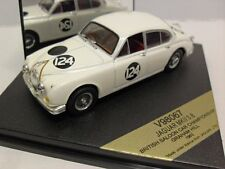 Jaguar MKII 3.8 #124, Hill 1963 British Racing Car, Vitesse V98067  Diecast 1/43