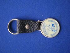 Vintage Keyring ' World's Greatest Mechanic ' Peter Russek Manuals  1970s