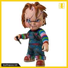 Child's Play Bride of Chucky: Chucky Vinyl Figure - Mezco Toys