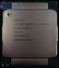 NEW Intel Xeon E5 2620 V3 2.4 GHz SIX CORE 15MB Processor SR207  CM8064401831400