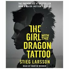 The Girl with the Dragon Tattoo by Stieg Larsson (6 CD box, Abridged audio book)