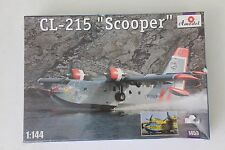 Amodel CL-215 Scooper Firefighting Amphibious, Expendables Plane 1/144 1453 ST