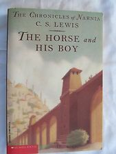 The Horse and His Boy by C. S. Lewis 1995 Paperback Chronicles of Narnia