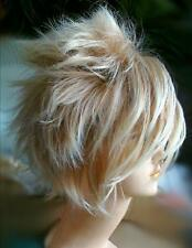 Axis Powers Hetalia APH Danmark Denmark Anime Cosplay Wig
