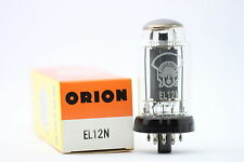 EL12N TUBE. ORION BRAND TUBE.  NOS/NIB. RC87.
