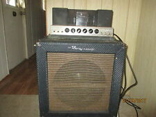 1966 AMPEG B-15-N PORTAFLEX BASS GUITAR AMPLIFIER