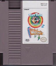 TINY TOON ADVENTURES II TWO 2 CLASSIC NINTENDO GAME ORIGINAL NES HQ