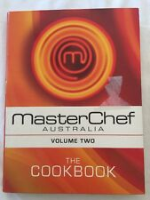 MASTERCHEF Australia Volume Two THE COOKBOOK