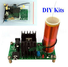 Music Tesla Coil Module Kits Plasma Speaker Arc Ignition Wireless Transmission