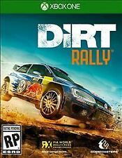Dirt Rally  --  Xbox One Game w/ Case  ***Guaranteed***