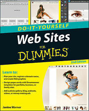 Web Sites Do-it-Yourself For Dummies (For Dummies (Computers)), Janine Warner -