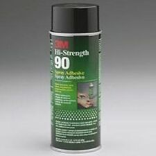 NEW 3M HI-STRENGTH MODEL 90 HIGH STRENGTH SPRAY ADHESIVE HIGH TEMPERATURE 17.6OZ