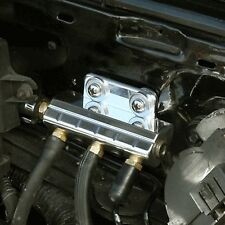 86-93 FORD MUSTANG POLISHED BILLET VACUUM BLOCK TREE