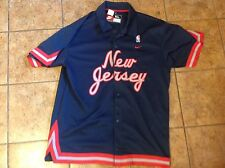 New Jersey Nets Adult XL Warm Up Jacket by Nike based on the one worn in 1977