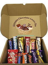 Ultimate Chocolate Lovers Selection Gift Box - The Perfect Gift From UKPD
