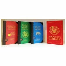 Harry Potter: The Hogwarts Library J. K. Rowling 2013 Hardcover Fantastic Beasts