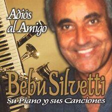 NEW - Adios Al Amigo by Silvetti, Bebu