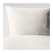 IKEA OFELIA VASS FULL/ QUEEN Duvet Cover white 100% cotton New FREE PRIORITY