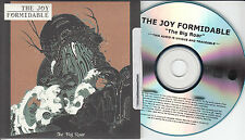 THE JOY FORMIDABLE The Big Roar UK 12-trk numbered/watermarked promo test CD