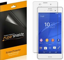 6X Supershieldz Anti-Glare (Matte) Screen Protector Shield For Sony Xperia Z3