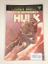 INCREDIBLE HULK MARVEL COMICS VOL 2 #99 PLANET HULK