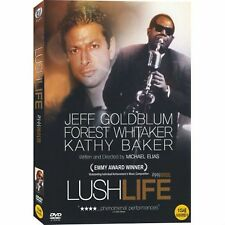 Lush Life - All Region Compatible Jeff Goldblum, Forrest Whitaker NEW DVD