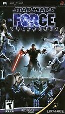 Star Wars: The Force Unleashed--  PSP