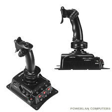 PC JOYSTICK USB FOR BATTLE GAMES,SIMULATOR CONTROLLER WINDOWS PC - HIGH CLASS