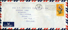 Hong Kong 1977 Commercial Air Mail Cover To UK #C37928