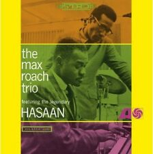 Max Roach - Roach, Max : Max Roach Trio Featuring the Legendary Hasaan Ibn [New