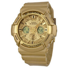 Casio G Shock Gold Resin Mens Watch GA200GD-9A