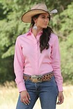 CRUEL GIRL CTW9164071  PINK RODEO Western Barrel ARENA FIT SHIRT COWGIRL NWT XL